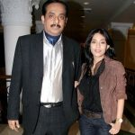 Preetika Rao father Deepak Rao and sister Amrita Rao