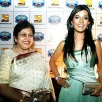 Preetika Rao mother and sister Amrita Rao
