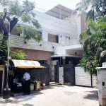 Rajinikanth house in Chennai