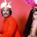Rajinikanth with Silk Smitha