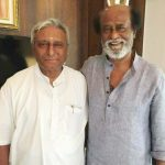 Rajinikanth with his brother Satyanarayana Rao