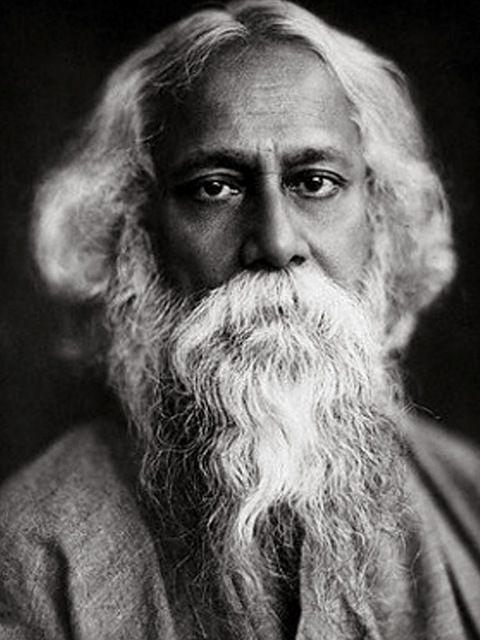 Sharmila Tagore's Great-grandfather Rabindranath Tagore