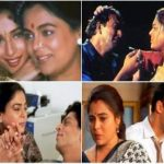 Reema Lagoo on-screen mother roles