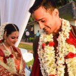 Rohit Reddy and Anita Hassanandani wedding