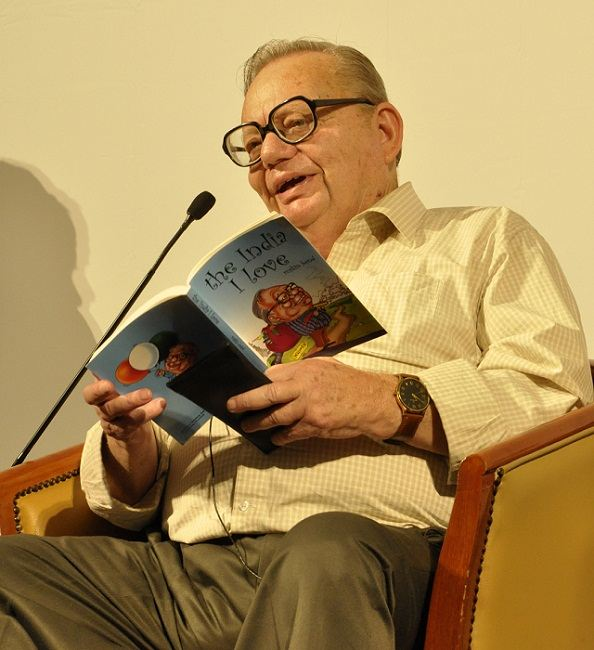 Ruskin Bond Author Writer