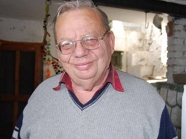 Ruskin Bond profile