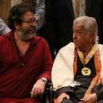Shashi Kapoor and Kunal Kapoor