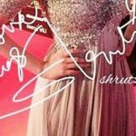 Shruti Haasan signature