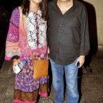 Soni Razdan with her husband Mahesh Bhatt