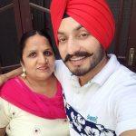 Virasat Sandhu mother