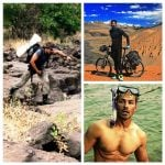 Abhinav Shukla - Adventure Sports