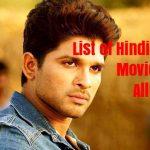 List of Hindi Dubbed Movies of Allu Arjun (15)
