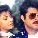 Anil Kapoor with Kimi Katkar