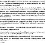 Anil Kumble resignation letter