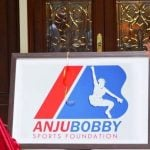 Anju Bobby George foundation