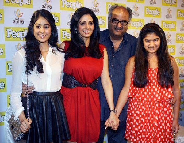 Image result for boney kapoor family