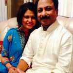 Dhanish Karthik parents