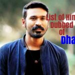 List of Hindi Dubbed Movies of Dhanush (11)