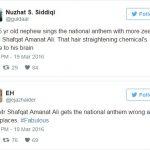 Fans trolled Shafqat Amanat Ali