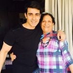 Gautam Rode mother