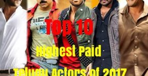 Highest Paid Telugu Actors