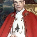 His Holiness Pope Pius XII