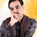 Jaffer Zaidi father