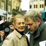 Jeremy Corbyn with his 2nd Wife Claudia Bracchitta