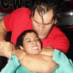 Kavita Devi with The Great Khali