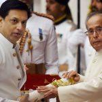 Madhur Bhandarkar awarded the Padma Shri