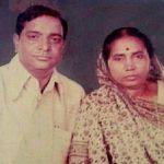 Manoj Pandit parents