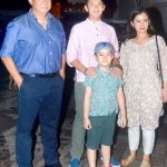 Martin Rey Tangu with his family