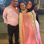 Meenu Panchal parents