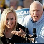 John with Meghan McCain