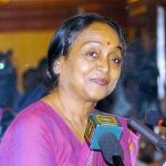 Meira Kumar Age, Caste, Husband, Family, Biography & More