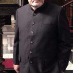 Meira Kumar's husband, Manjul Kumar