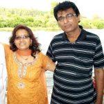 Namit Tiwari parents
