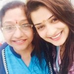 Payal Rajput mother