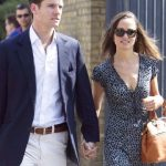 Pippa Middleton with Alex Loudon