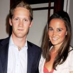 Pippa Middleton with George Percy