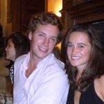 Pippa Middleton with JJ Jardine Paterson