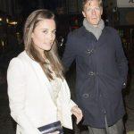 Pippa Middleton with Nico Jackson