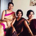 Plabita Borthakur with her sisters