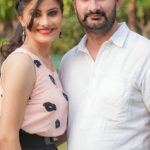 Prabh Grewal with her brother