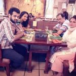Prachi Tehlan with her family