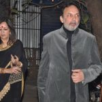 Prannoy Roy and Radhika Roy