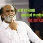 List of Hindi Dubbed Movies of Rajinikanth (21)