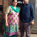 Rajiv Thakur parents
