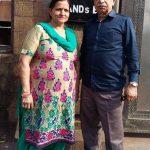 Rajiv Thakur parents