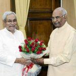 Ram Nath Kovind as Governer of Bihar